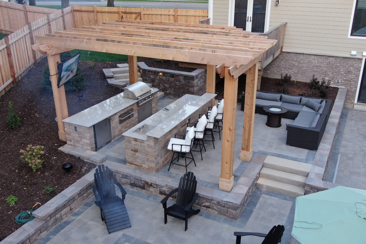 Learn about five key tips for planning an outdoor kitchen on the Spear's blog.
