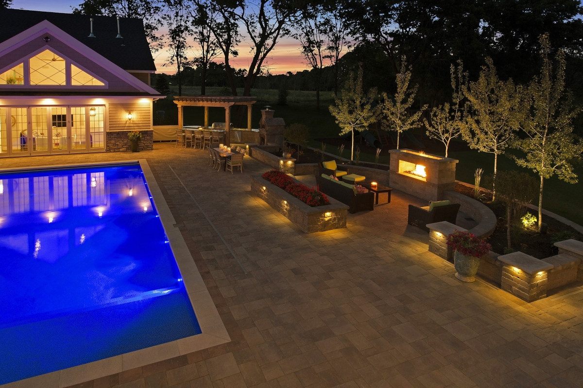 Learn how to incorporate lighting into your landscape design.
